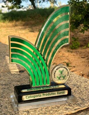 prêmio mérito rural