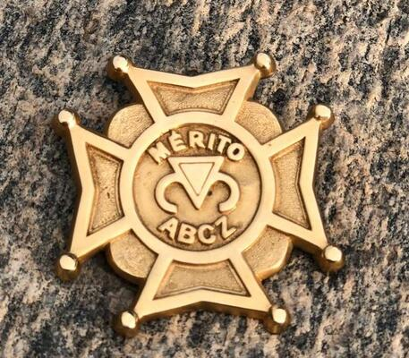 prêmio mérito ABCZ