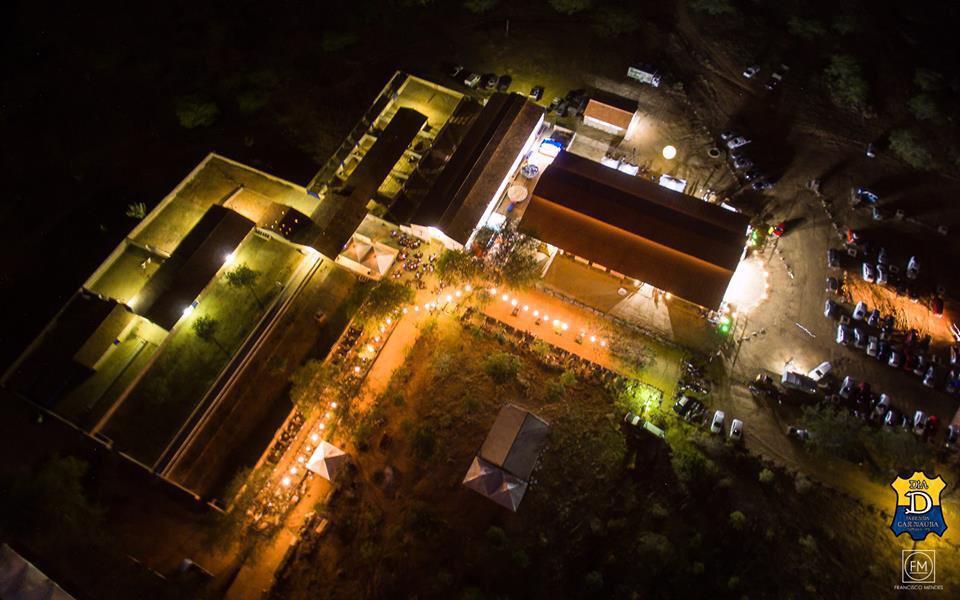 Imagem aérea - Fazenda Carnaúba - Dia D