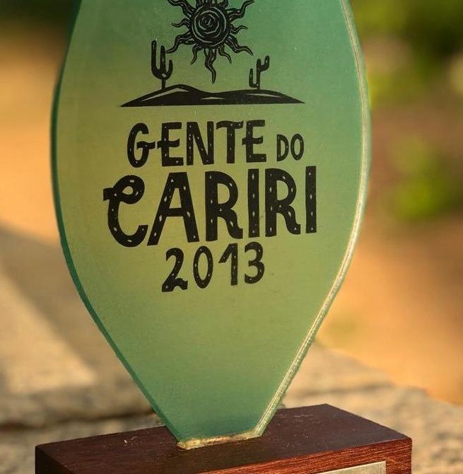 prêmio gente do cariri