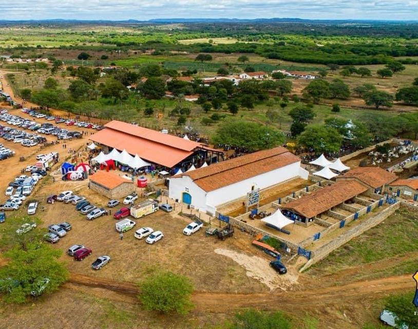 Imagem aérea - Fazenda Carnaúba